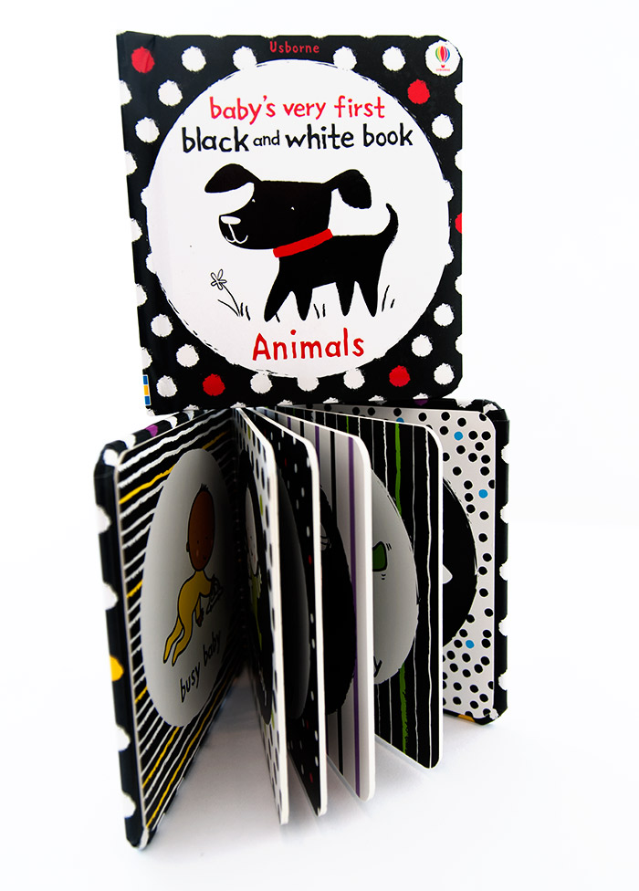 Baby's very first black and white books ANIMALS