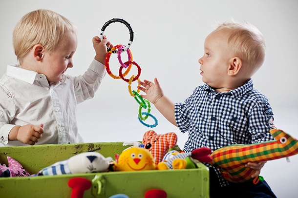 výroba látkových hraček