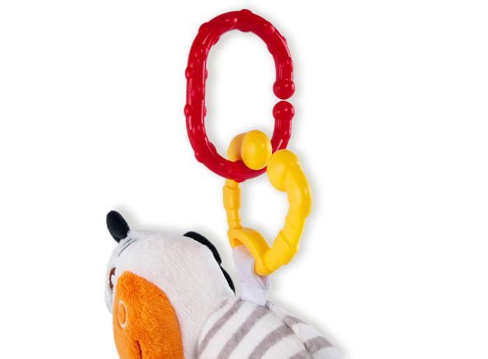 hračky na kočárek s klipem