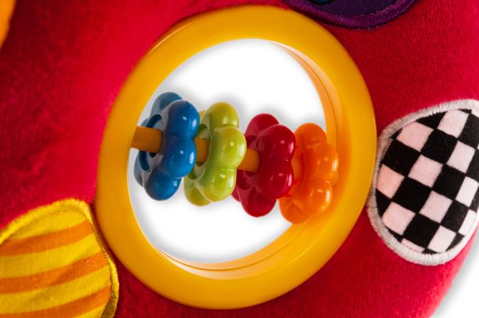 interaktivní plyšové hračky