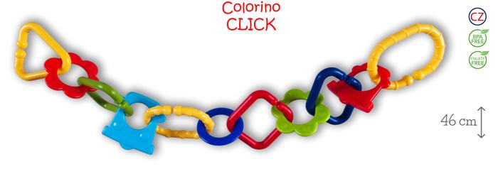 plastový řetěz