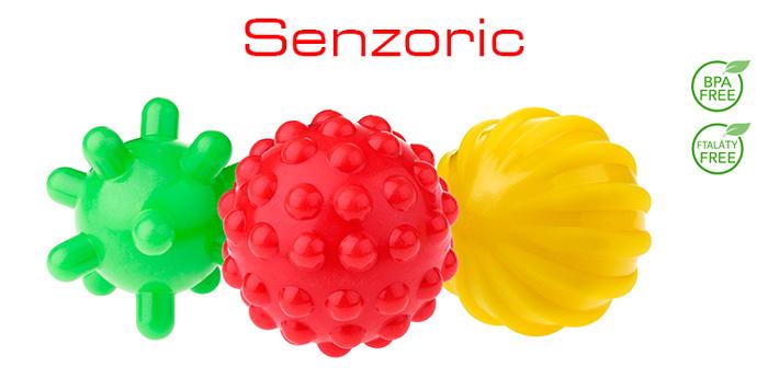 Senzorické hračky