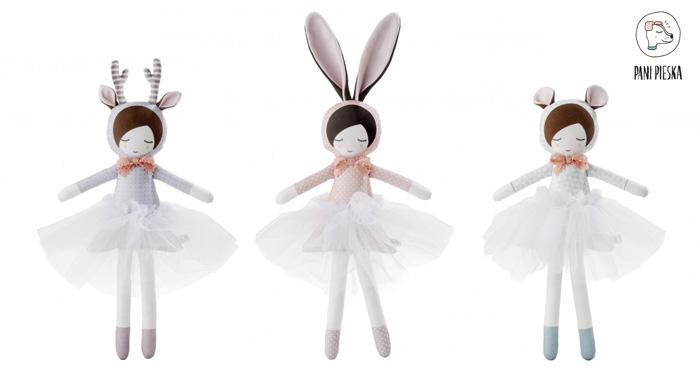 Pani Pieska baletka