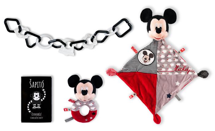 luxusní dárky pro miminka