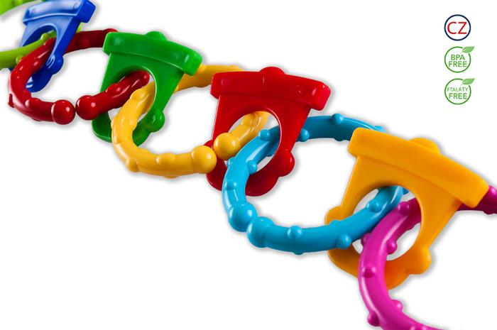 Řetěz na kočárek