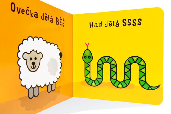 moje první knížka pro miminka