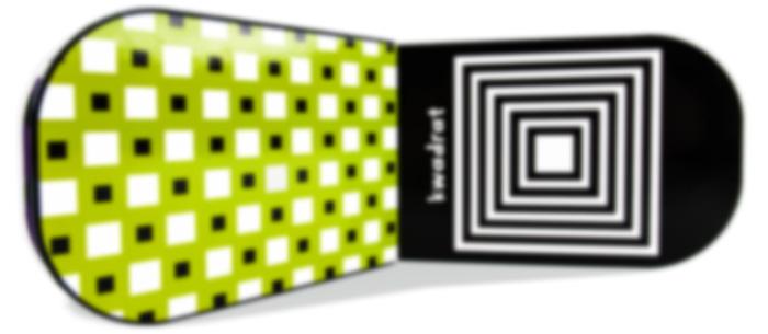 Černobílá stimulující kniha